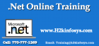 .Net Online Training Classes and Placement Assistance