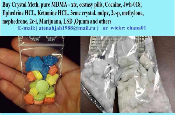 Order Crystal meth, ketamine hcl, MDMA, xtc, extasy, jwh-018, MDPV, 2C-I, 2C-E, 2C-P, 2C-B, 5-MeO-DALT, 3,4-CTMP Pellets,