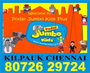 KIilpauk Podar Jumbo Kids | 8072629724 | 1193 | Chennai Online Education