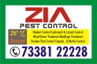 Pest control Services for Apartments Office and Residents