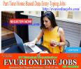 Part Time Job Available, Earn Rs.350/- to Rs.500/- Per Hour, Online Data Entry