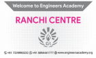 Ideal GATE Coaching in Ranchi