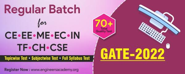 New batches for GATE coaching in Ranchi
