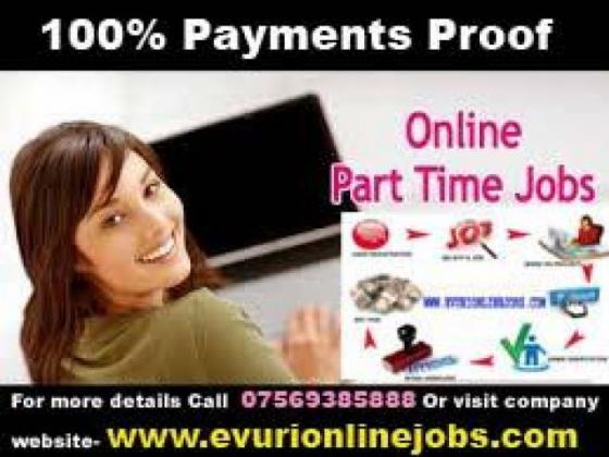 Simple Work From Home Part Time Data Entry Typing Jobs